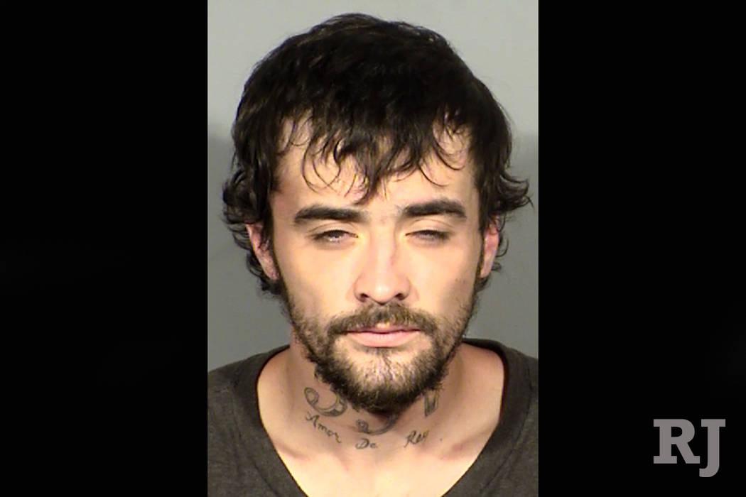 Jonathan Hamm (Las Vegas Metropolitan Police Department)