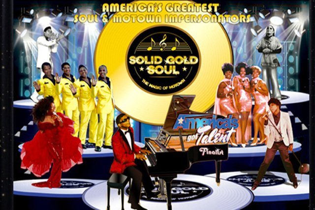 Solid Gold Soul at Bally's. (Courtesy)