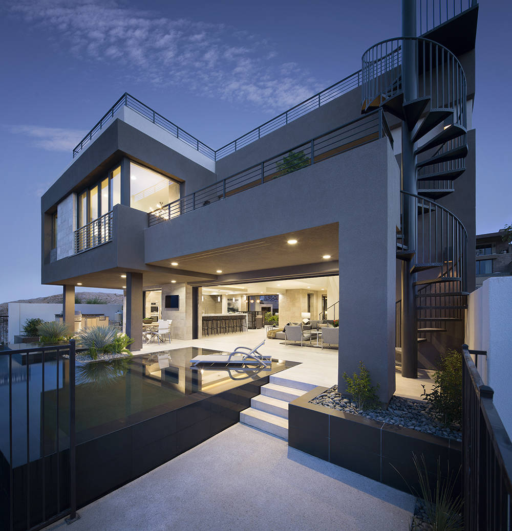 Modern Architecture Small Houses: Homebuilders Embrace Modern Architecture