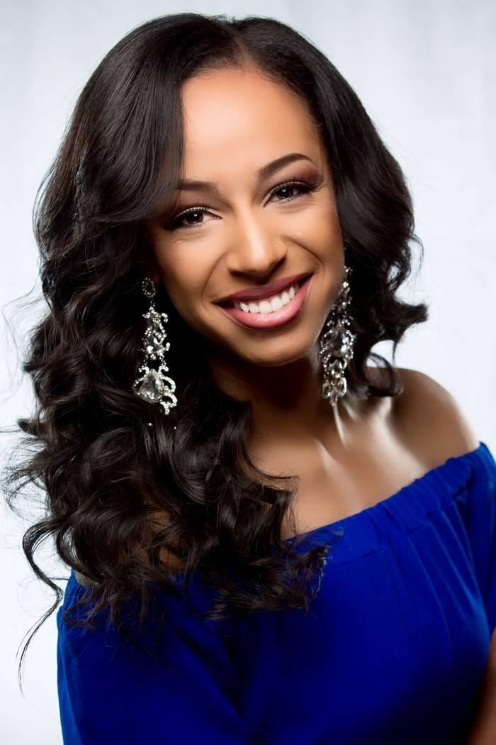 Miss Nevada Andrea Martinez