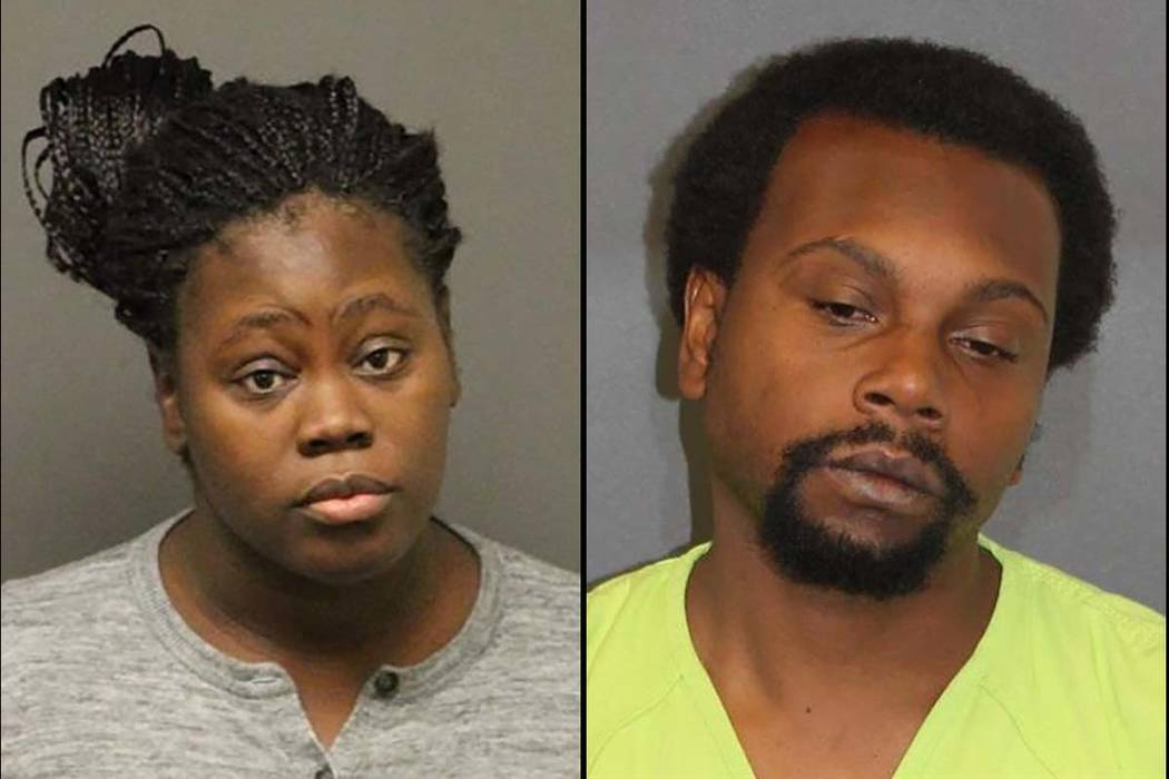 Octavia Jackson and Nicholios Nealy (Mohave County Sheriff's Office)