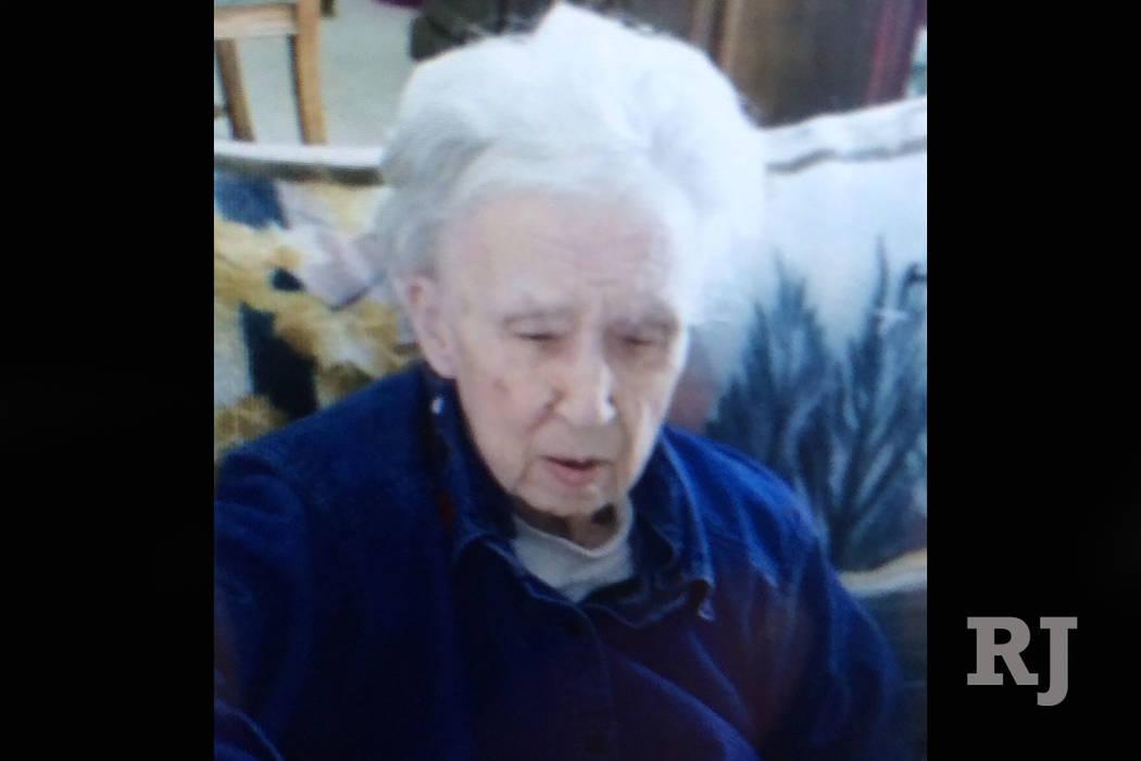 Nancy Herman, 85 (North Las Vegas Police Department)