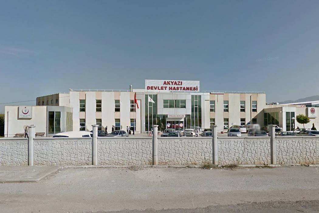 Akyazi State Hospital (Screengrab/Google Streetview)