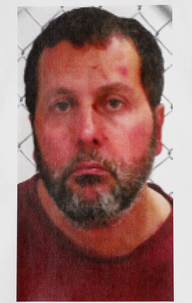In this undated photo released by the FBI, Amor Ftouhi is shown. Ftouhi, a Canadian man, shouted in Arabic before stabbing a police officer in the neck at the Bishop International Airport in Flint ...
