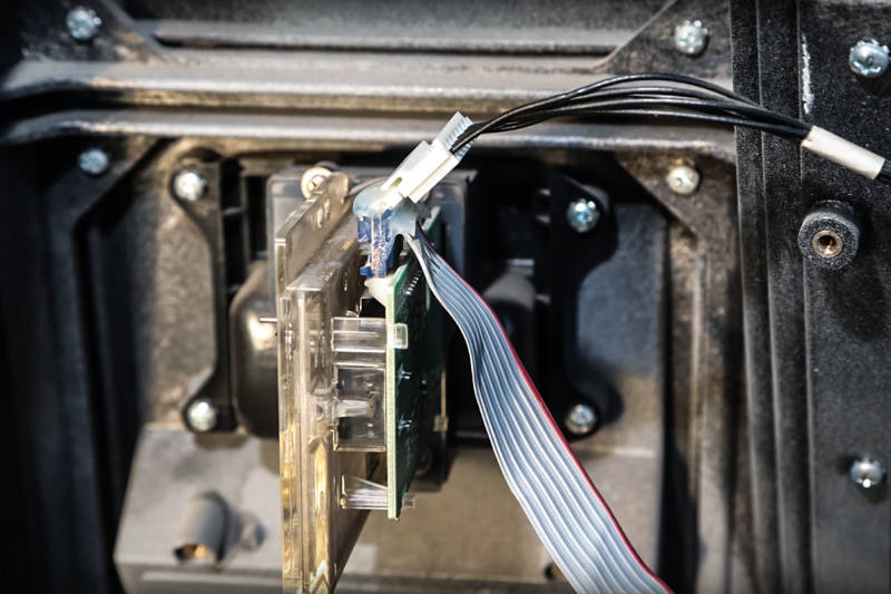 "Skimming devices can be bought on the ""dark web"" as well as the same kind of security tape used to protect gas pump machines, Williams said. (Henderson Police Department)"