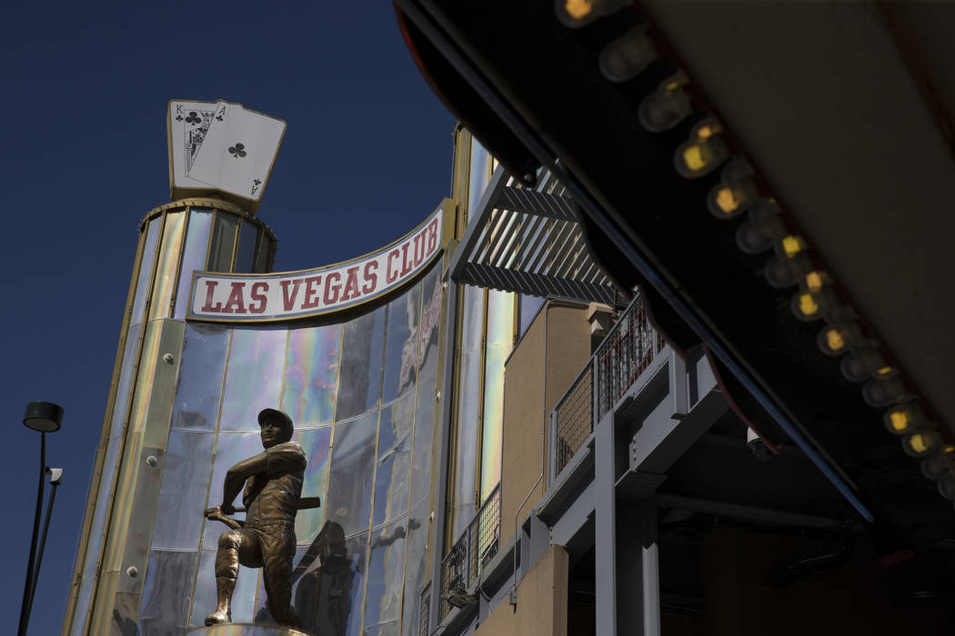 Las Vegas Club in Las Vegas, Tuesday, June 27, 2017. Erik Verduzco Las Vegas Review-Journal @erik_verduzco