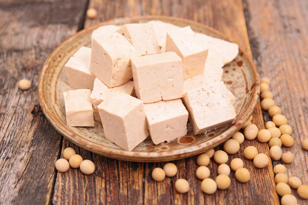 Tofu. Thinkstock