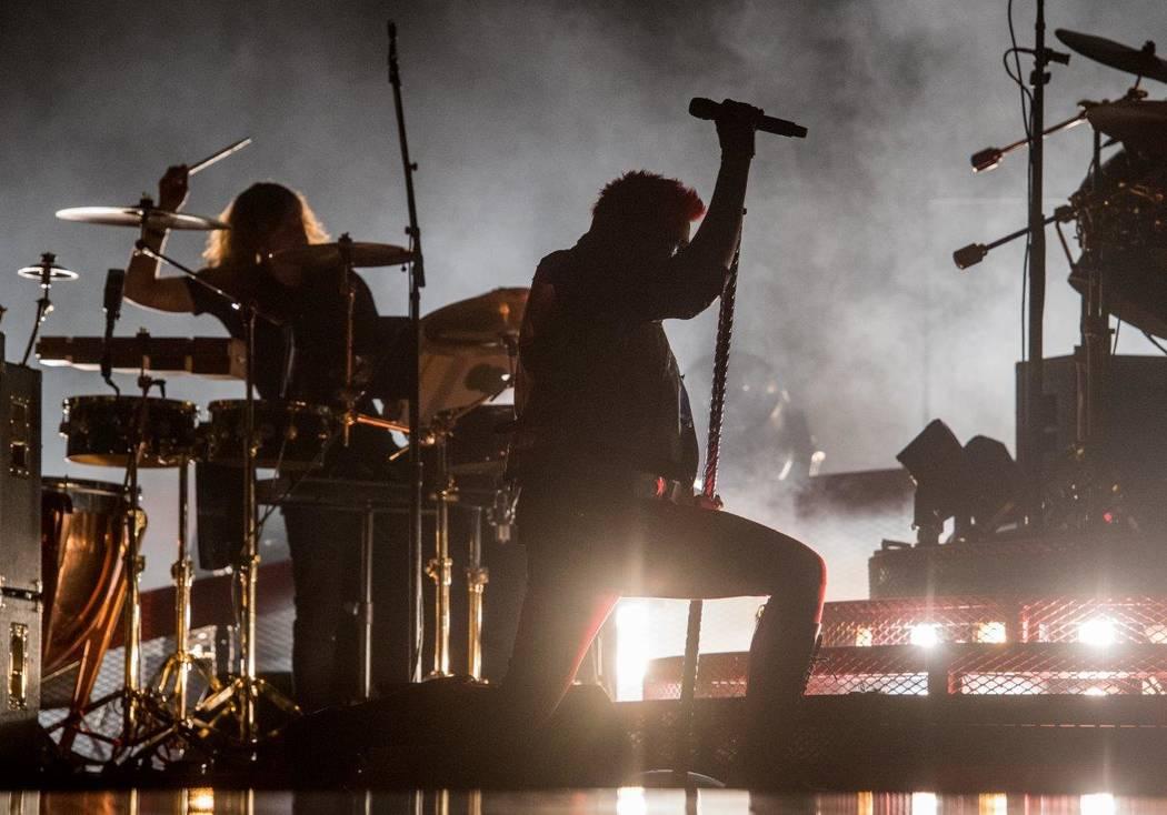 Queen in Las Vegas June 24. (Tom Donoghue)