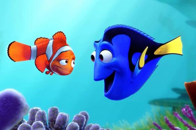 """Finding Dory"" grossed $135 million its opening weekend last year. (Disney/Pixar)"