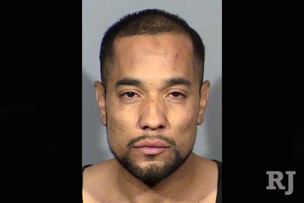 Pablo Torres-Esparza (Las Vegas Metropolitan Police Department)