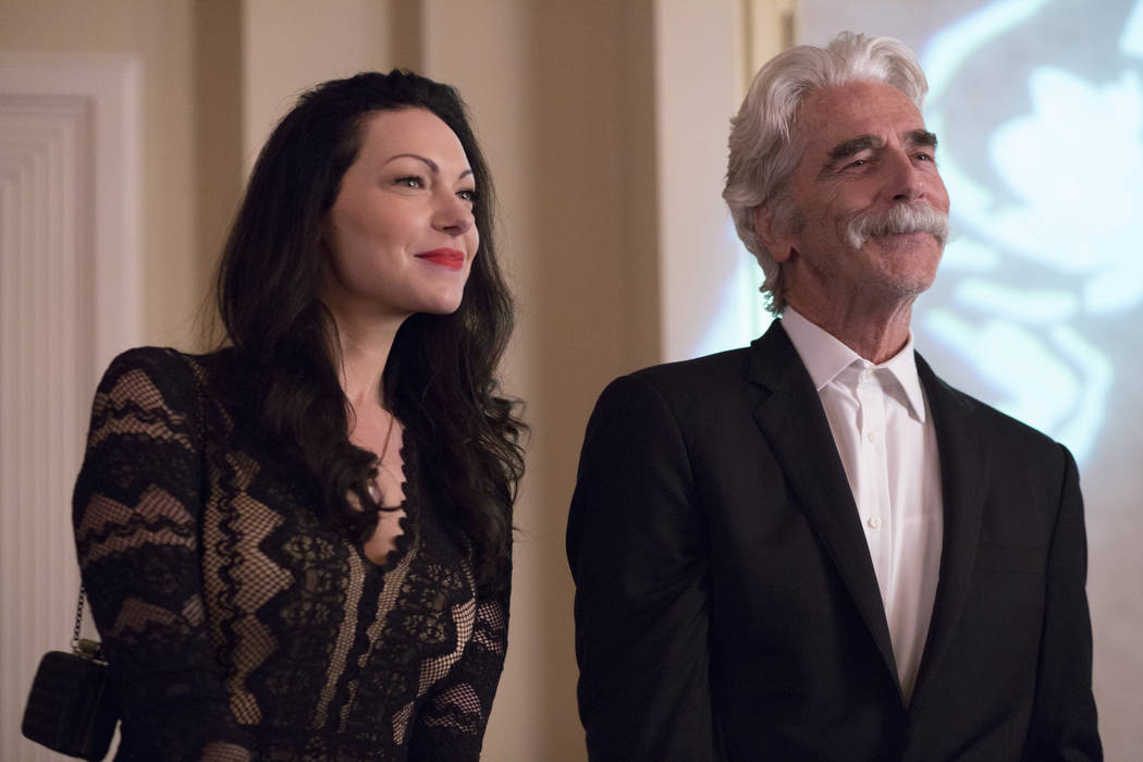 "Laura Prepon and Sam Elliott star in ""The Hero."" The Orchard"