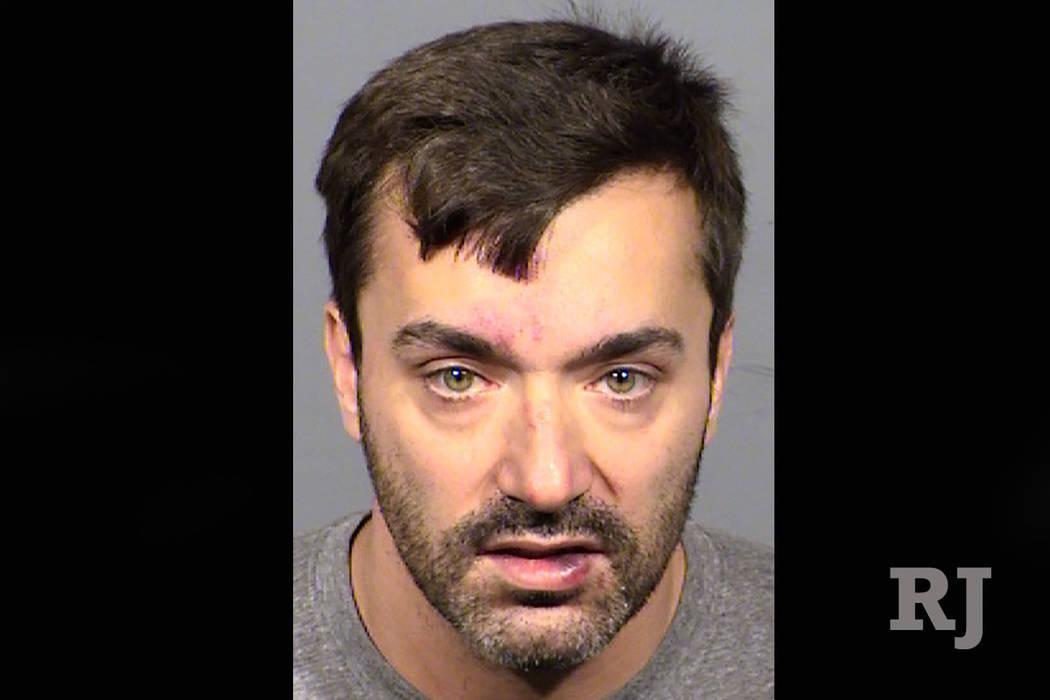 Mark George Renda Jr., 40 (Las Vegas Metropolitan Police Department)