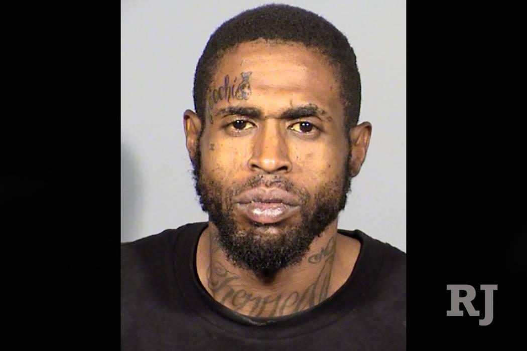 Anthony Edward Riley, 35 (Las Vegas Metropolitan Police Department)