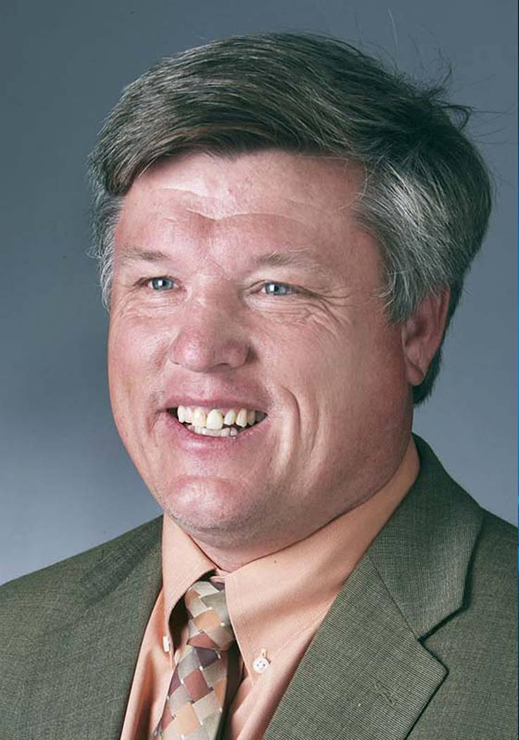 North Las Vegas Constable Robert Eliason.