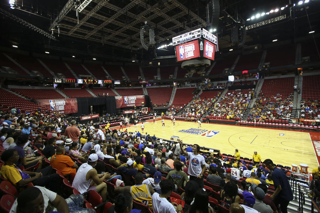 Updates from Friday's NBA Summer League: Saturday tickets selling fast