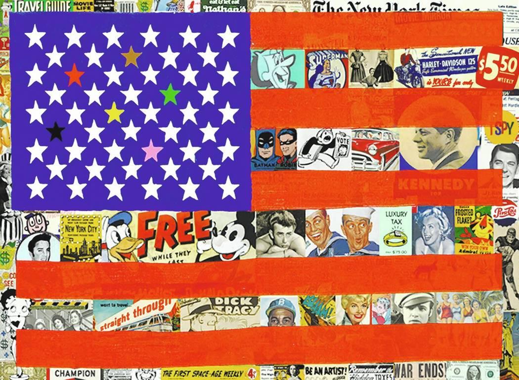 """Nelson De La Nuez """"Stars & Stripes"""""""