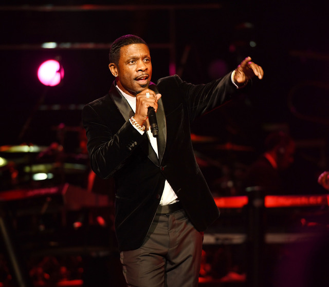 Keith Sweat.  (Photo by Denise Truscello/WireImage)