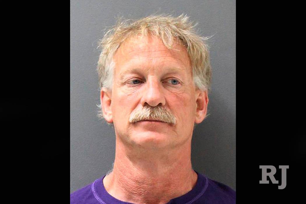 Gene Alan Carpenter, 54, of Prescott Valley, Arizona (Yavapai County Sheriff's Office)