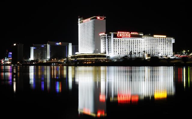 The Colorado River (Jason Bean /Las Vegas Review-Journal file photo)