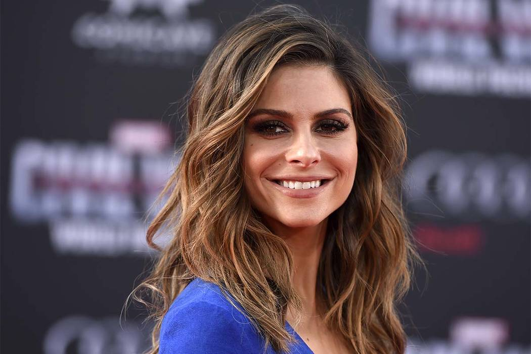 "In this  April 12, 2016, file photo, Maria Menounos arrives at the Los Angeles premiere of ""Captain America: Civil War"" at the Dolby Theatre. Menounos told People magazine for an article published ..."