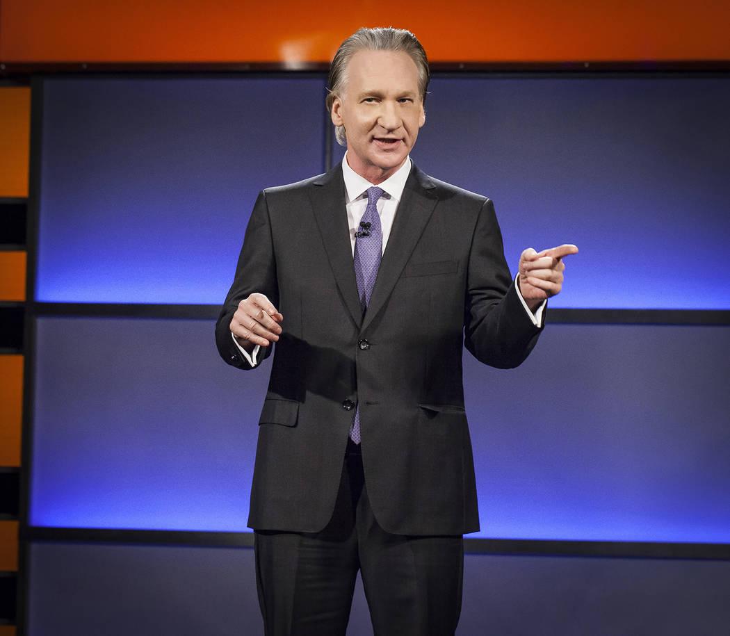 Bill Maher (photo: Janet Van Ham/HBO)