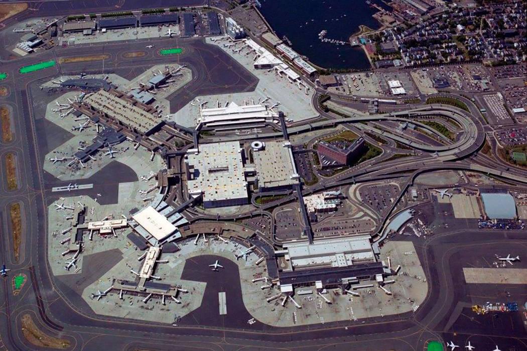 Logan Airport (Facebook)
