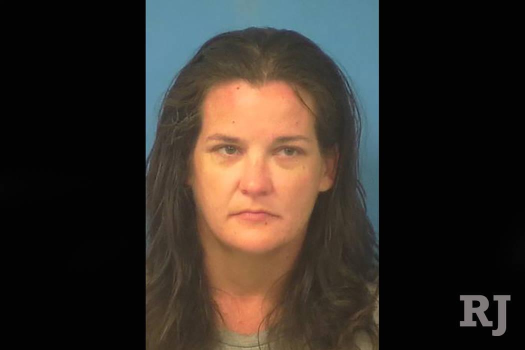 Brenna Lise England (Nye County Sheriff's Department)