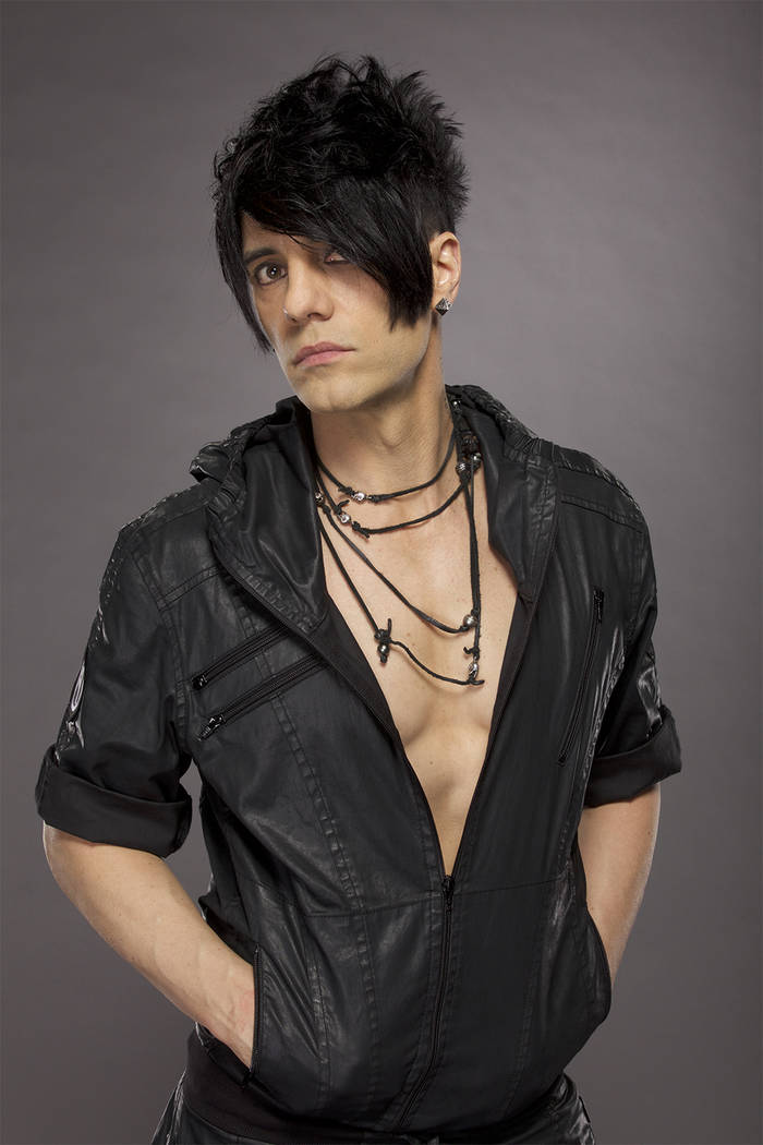 Mindfreak Live magician Criss Angel will complete a 10-year contract at the Luxor Las Vegas Oct. 31, 2018 (Courtesy)