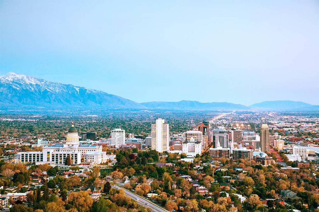 Salt Lake City (Thinkstock)