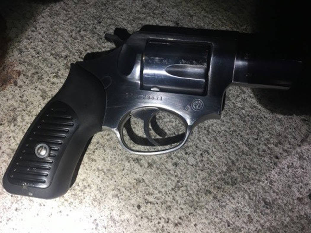This image provided by the NYPD shows a gun recovered after a fatal shooting of an officer in the Bronx section of New York, Wednesday, July 5, 2017. Police said other officers shot and killed the ...