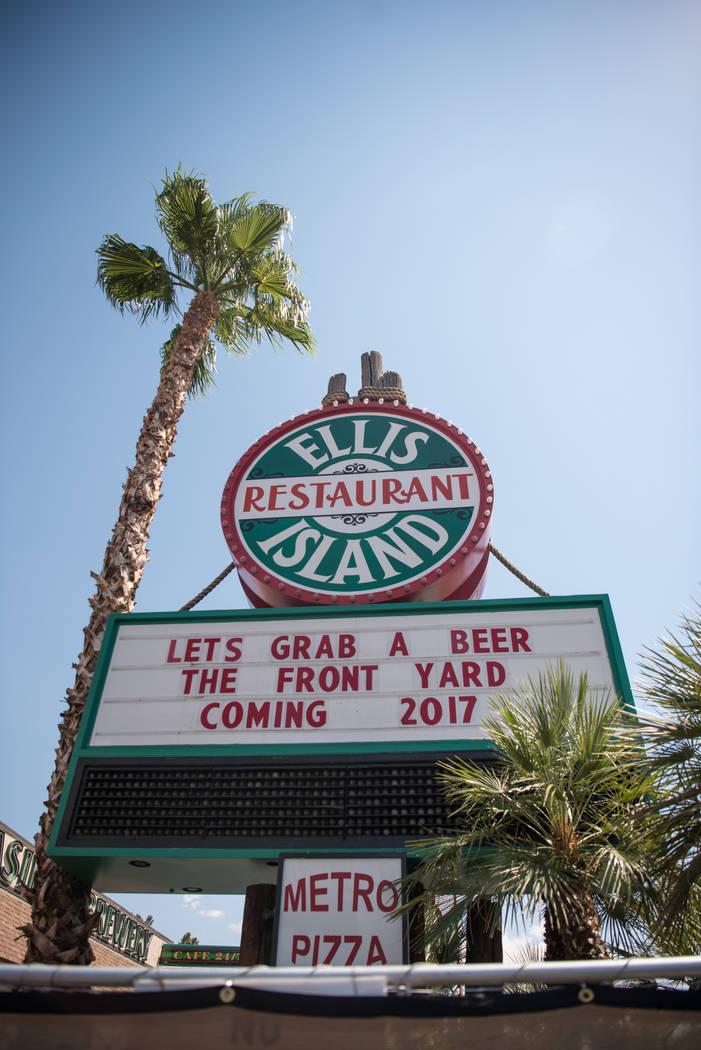 Ellis Island Las Vegas