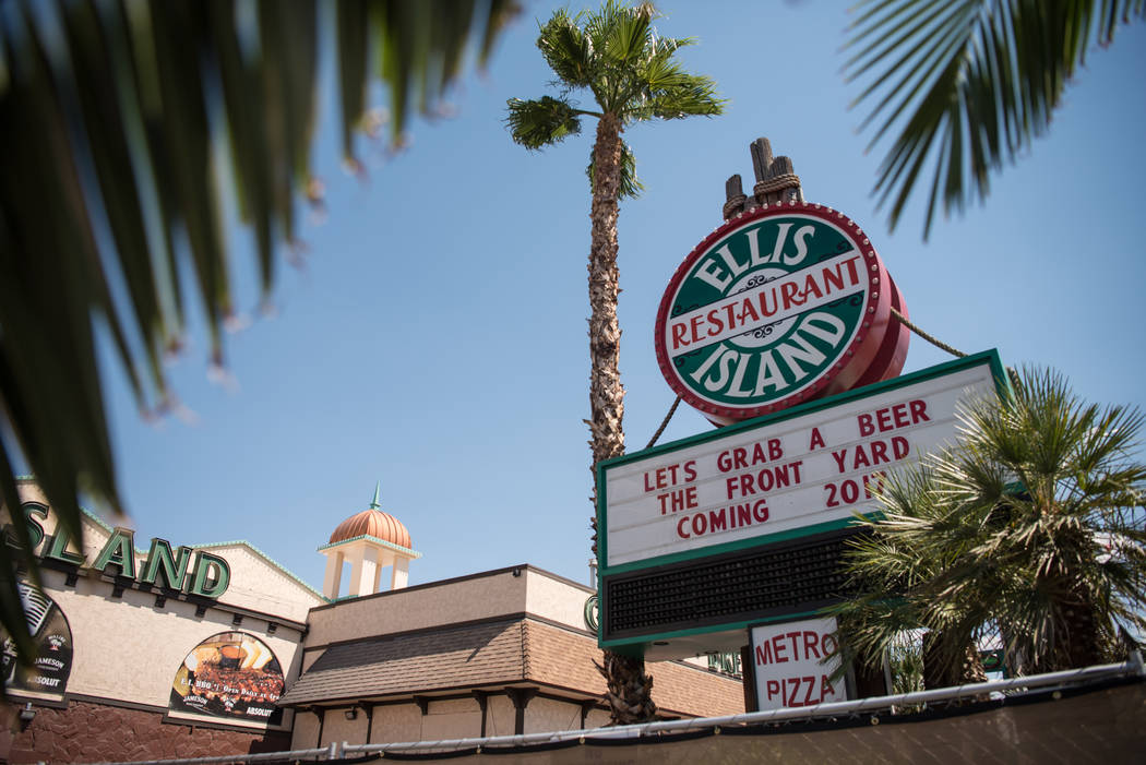 Ellis Island Starts Work On 10m Dining Entertainment Venue Las Vegas Review Journal