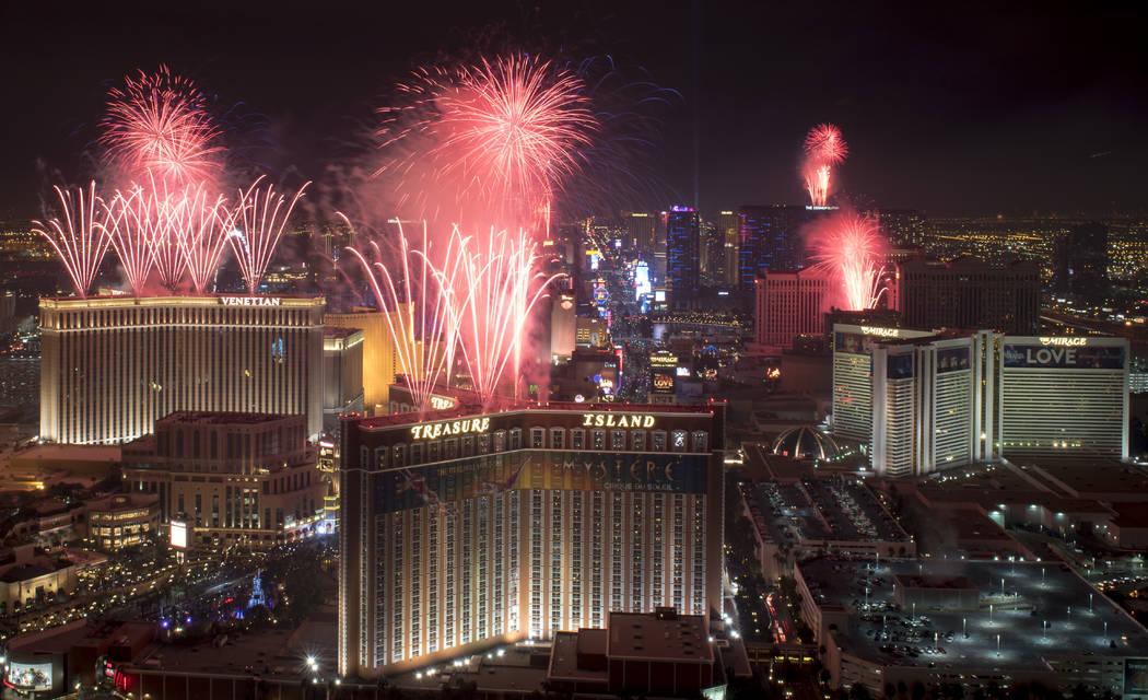 Mark Damon/Las Vegas News Bureau