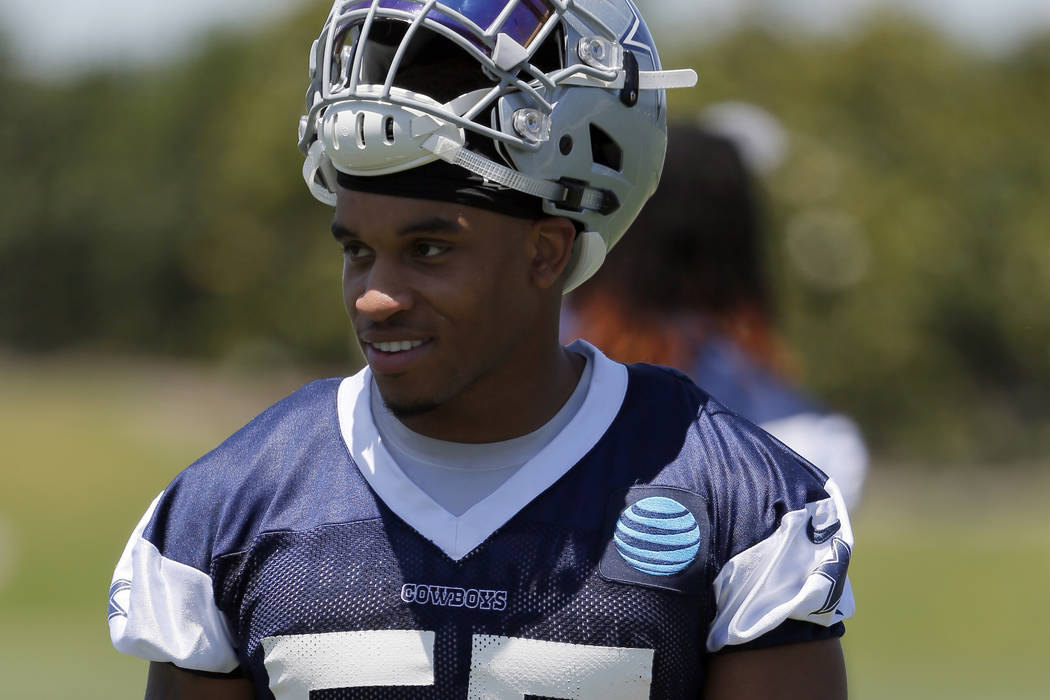 Cowboys LB Damien Wilson Arrested For Assault With Deadly Weapon