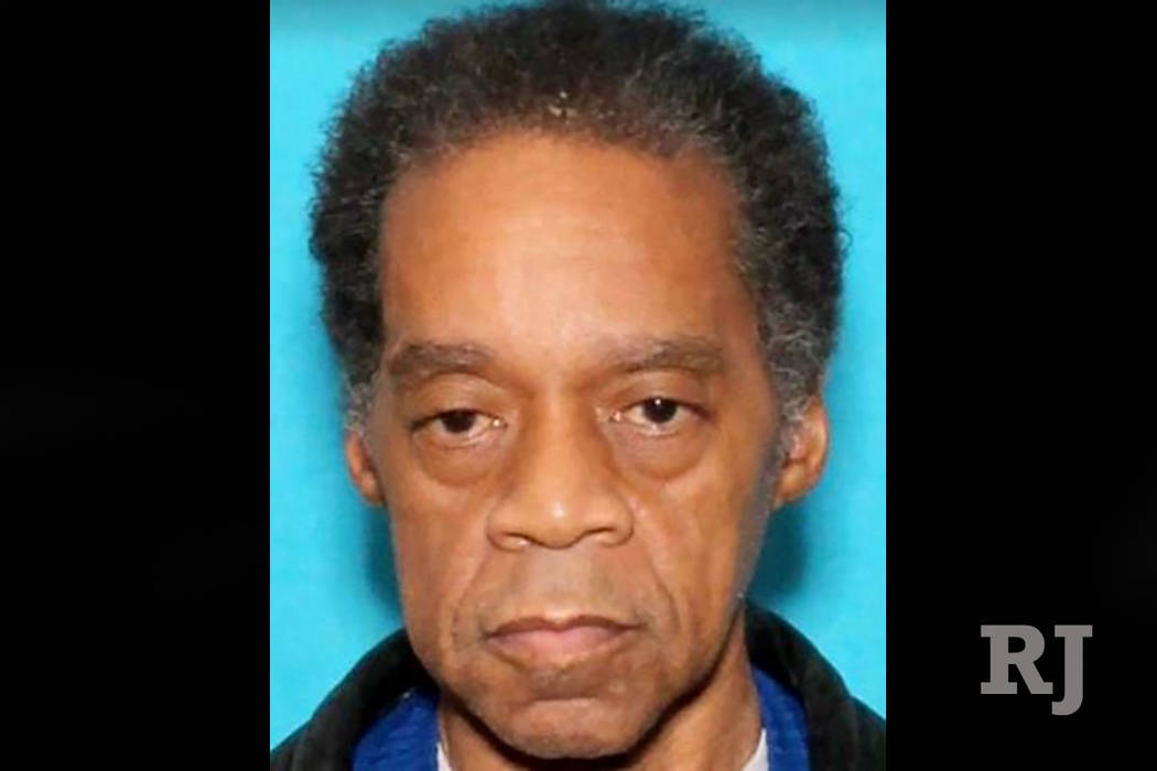 Calvin Harris, 67 (Las Vegas Metropolitan Police Department)