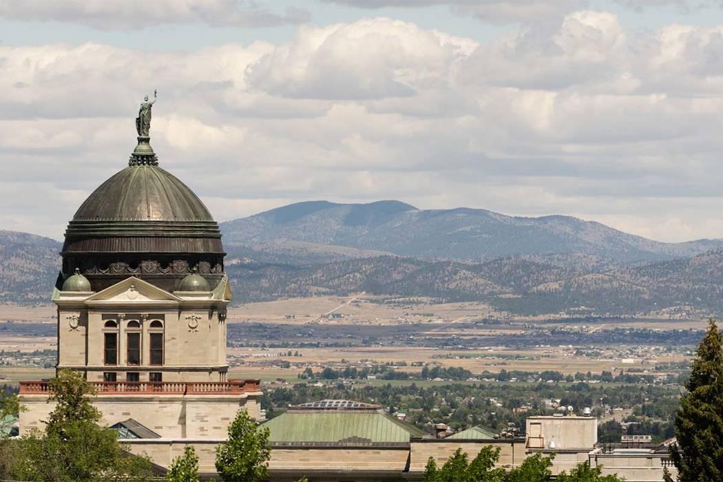 Helena, Montana (Thinkstock)