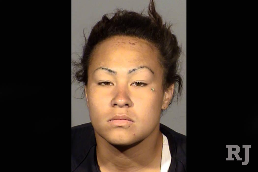 Oriana Leausa (Las Vegas Metropolitan Police Department)
