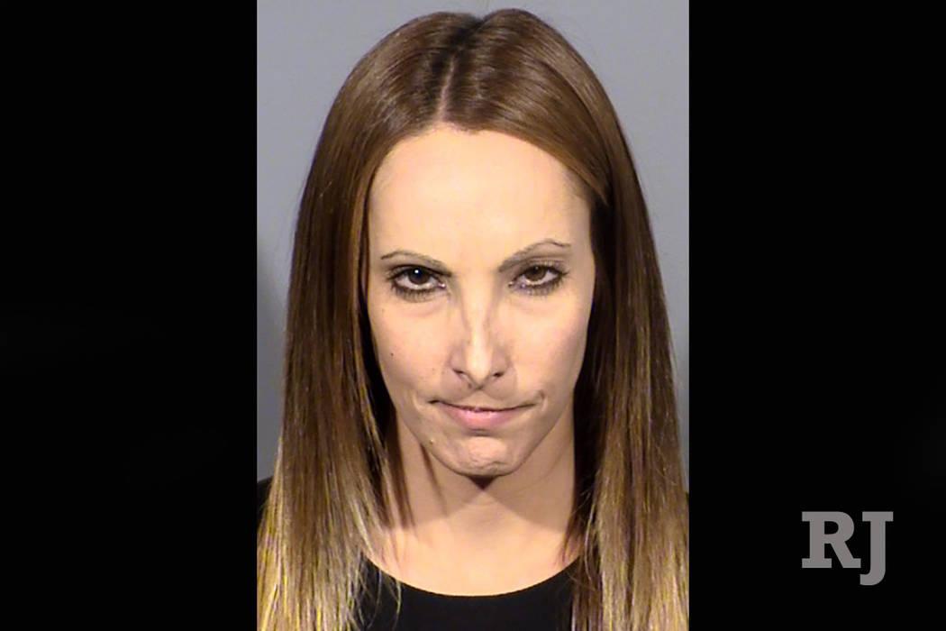 Alexis Plunkett (Las Vegas Metropolitan Police Department)