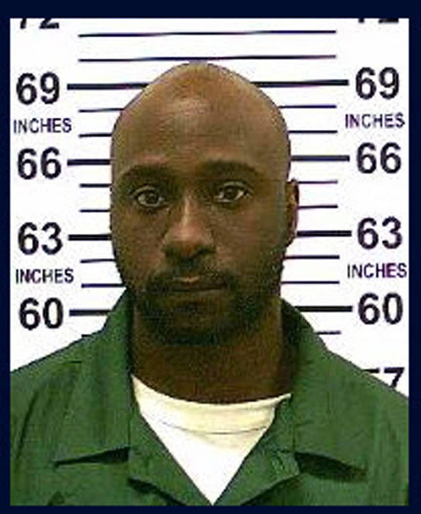 This April 10, 2013 photo released by the New York State Department of Corrections shows Alexander Bonds, also known as John Bonds. A New York City police officer was shot to death early Wednesday ...