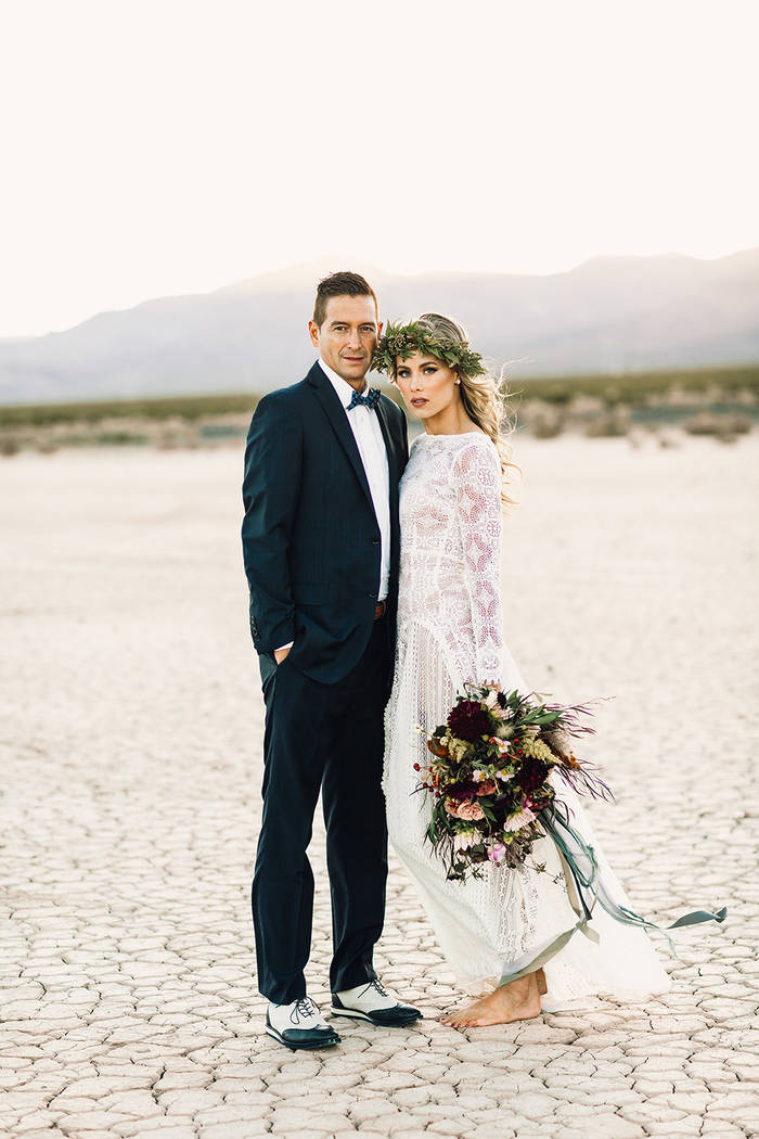Stephanie and Adam Barrett. (Courtesy)