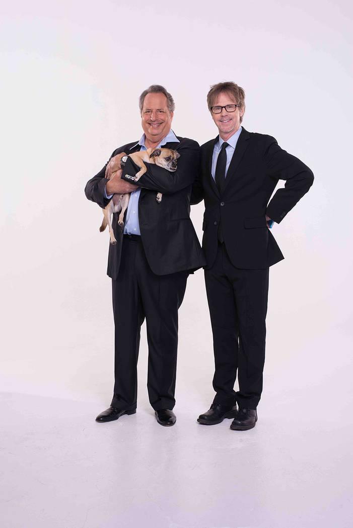 """Saturday Night Live"" legends Dana Carvey and Jon Lovitz. (Courtesy)"