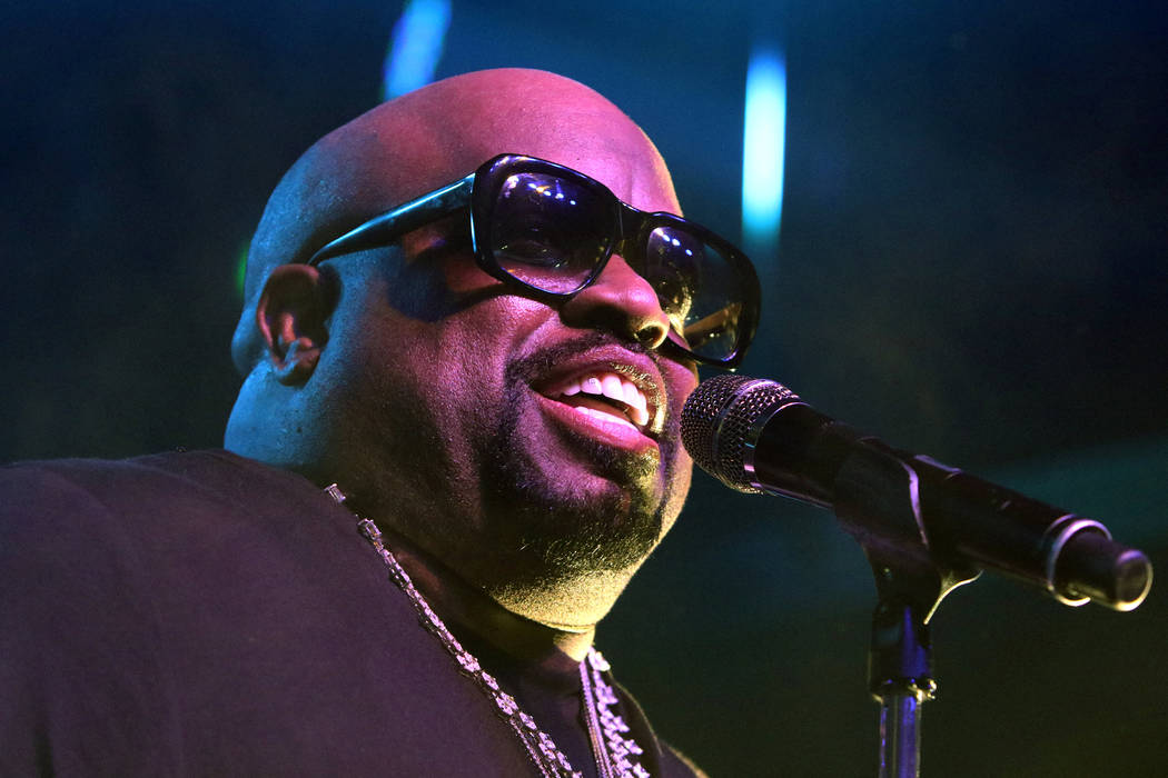 CeeLo Green performs at Terminal West on Thursday, March 3, 2016, in Atlanta. (Photo by Katie Darby/Invision/AP)