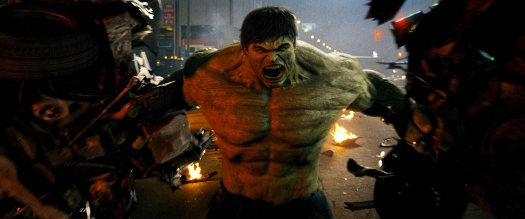 "Terry Notary performed the motion-capture work to portray The Hulk in 2008's ""The Incredible Hulk."" (Universal Studios)"