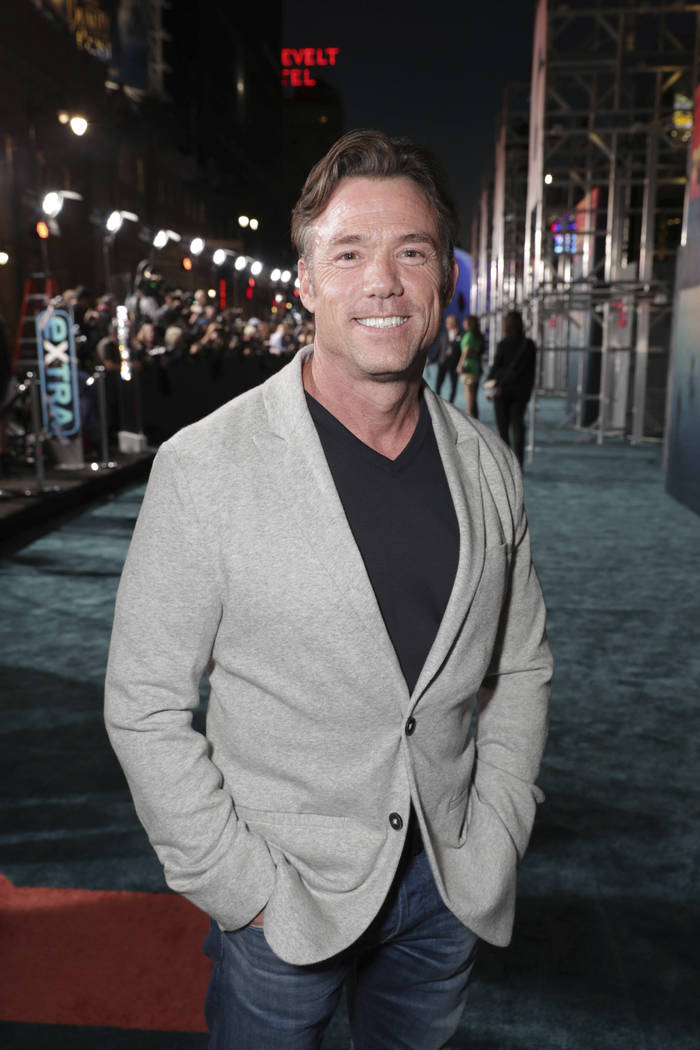 "Terry Notary seen at Warner Bros. Pictures and Legendary Pictures Present the Los Angeles Premiere of ""Kong: Skull Island"" at Dolby Theatre on Wednesday, March 8, 2017, in Los An ..."