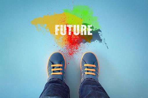 Thinkstock Step into the future.