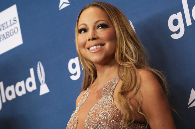 Mariah Carey. Courtesy
