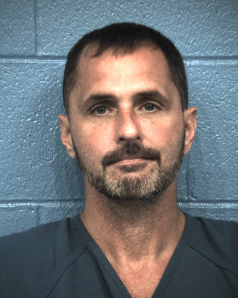 Jimmy Causey is seen in this undated photo from authorities in Williamson County, Texas. Authorities said Friday, July 7, 2017, that Causey was on the run more than two days after using wire cutte ...
