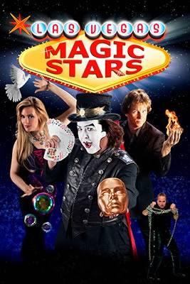 Jeff McBride, Greg Gleason, Dean Gunnarson and Arian Black will present their Las Vegas Magic Stars show in Asia. (Courtesy)