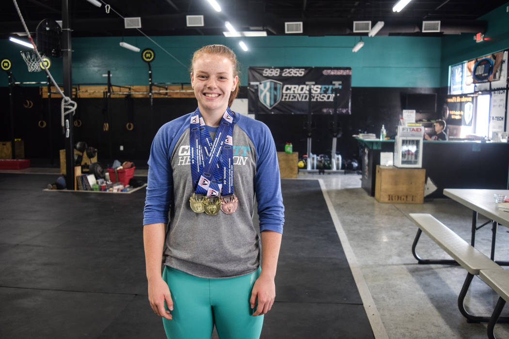 Drabicki is ranked at 20 in the upcoming CrossFit Games, set to take place in Madison, Wisconsin. (Alex Meyer/View) @alxmey