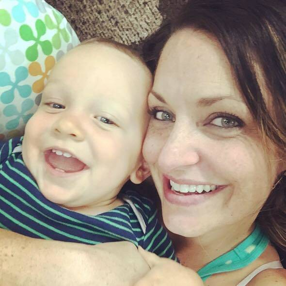 Neighbors and public records identified John Lunetta as the man Las Vegas police said killed his girlfriend, Karen Jackson, and baby, John Jr., before ending his own life. (Facebook)